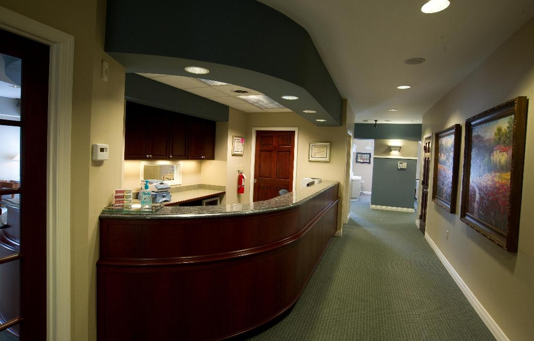 Comfortable Waiting Room | Joel R. Koch, DDS